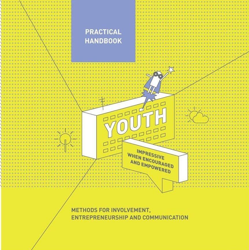 Piedalies #LocalActionYouth rokasgrāmatas atklāšanā