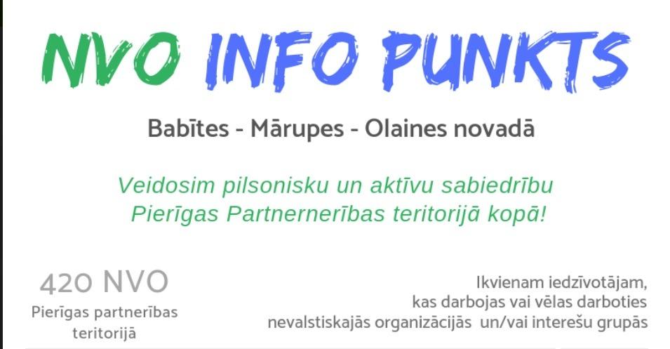 www.pierigaspartneriba.lv/nvo – izveidota jauna interneta vietne Nevalstiskajām Organizācijām